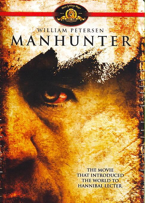 MANHUNTER BY PETERSEN,WILLIAM (DVD)
