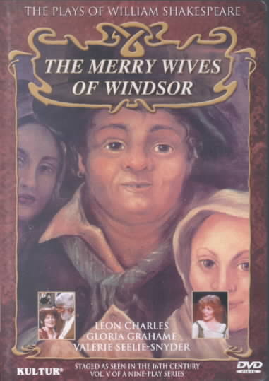 MERRY WIVES OF WINDSOR BY CHARLES,LEON (DVD)