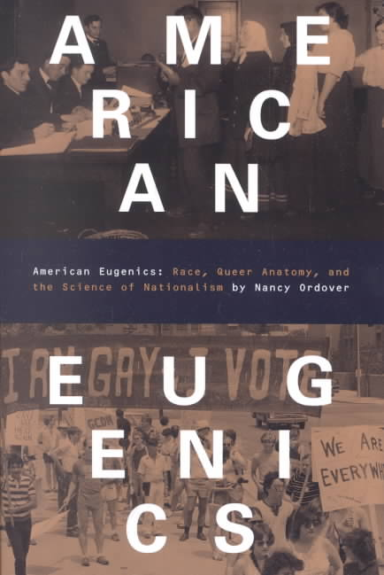 American Eugenics By Ordover, Nancy